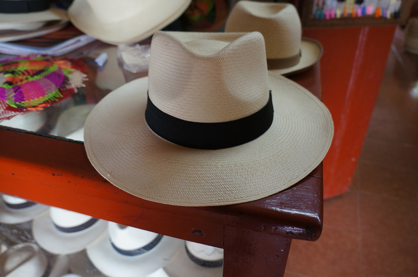 Sombreros de Becal